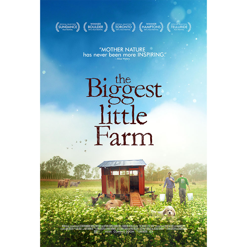 A Celebration of Food, Film, and Local Farms