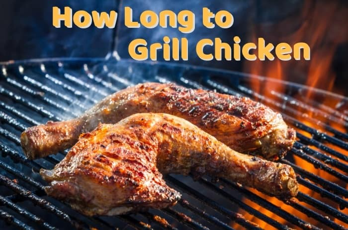 How Long to Grill Chicken for Perfect Crispy Skin and ...