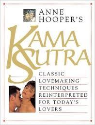 Kama Sutra-Anne Hooper book