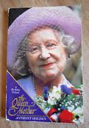 A Birthday Tribute The Queen Mother - Anthony Holden book