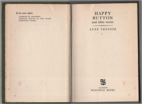 Happy Button & Other Stories-Anne Treneer book