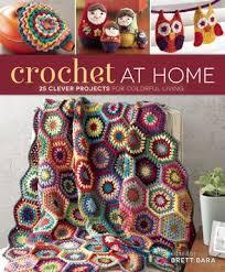 Crochet At Home-Brett Bara book