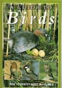 A Guide to Birds-Karel Hudec book