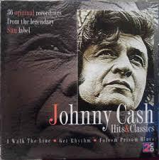 Johnny Cash Hits & Classics CD