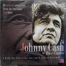 Johnny Cash Hits & Classics CD