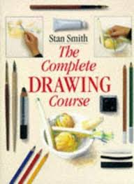 The Complete Drawing Course-Stan Smith book