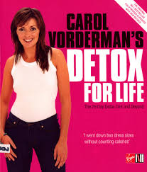 Carol Vorderman's Detox for Life-Anita Bean book