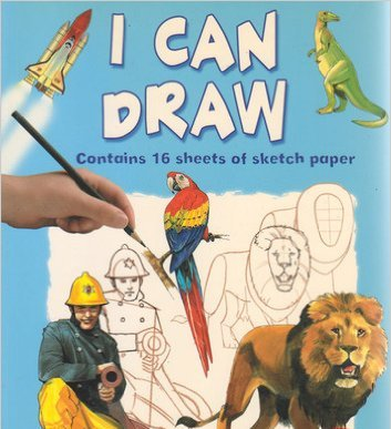 I Can draw-Amanda O'Neill book