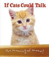 If Cats Could Talk-Michael P. Fertig book