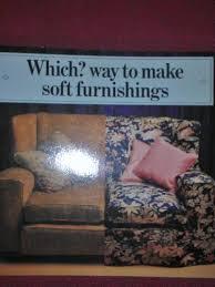 Which- What to Make Soft Furnishings-David Mason book
