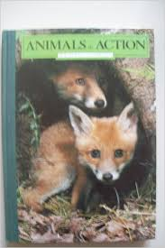 Animals In Action The Living Countryside BOOK