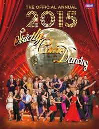 The Official Annual 2015 Strictly Come Dancing book
