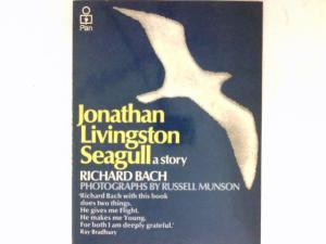 Jonathan Livingston Seagull - Richard Bach and Russell Munson book