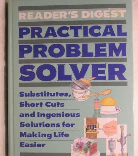 Reader`s Digest Practial Problem Solver. book