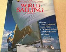The Illustrated Encyclopedia of World Sailing - David Pelly book