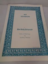 Passages of Time - An Album of London Alleys - Geoffrey Fletcher book