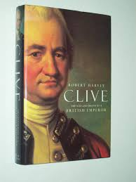 Clive - Robery Harvey book