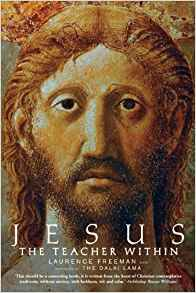 Jesus - The Teacher Within - Laurence Freeman book