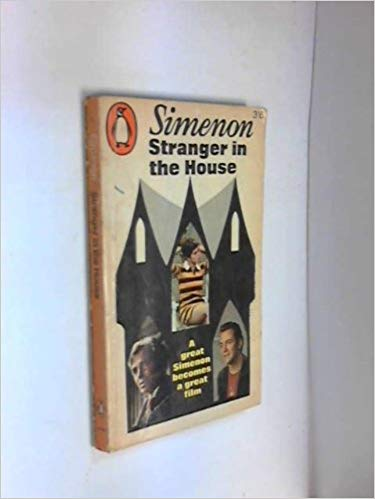 Stranger in the House - Georges Simenon book