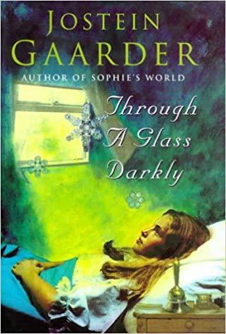 v Through A Glass Darkly - Jostein Gaardner book