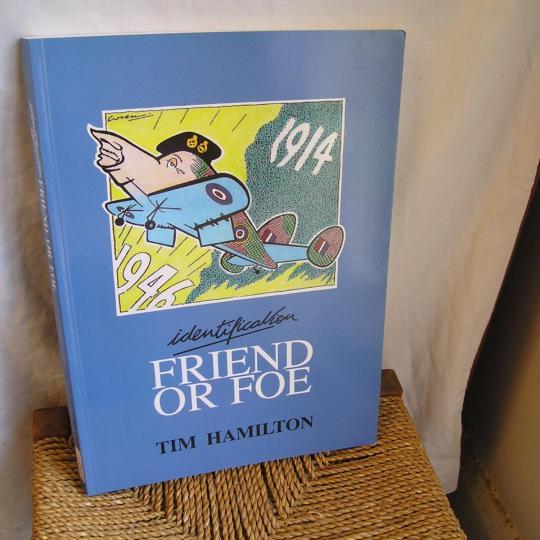 Friend or Foe - Tim Hamilton - book