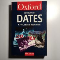 Oxford Dictionary of Dates - Cyril Leslie Beeching book