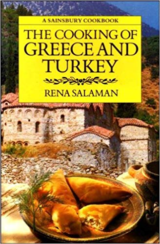 The Cooking of Greece and Turkey - Rena Salaman book
