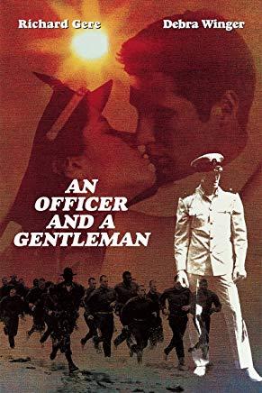 An Officer And A Gentlemen DVD