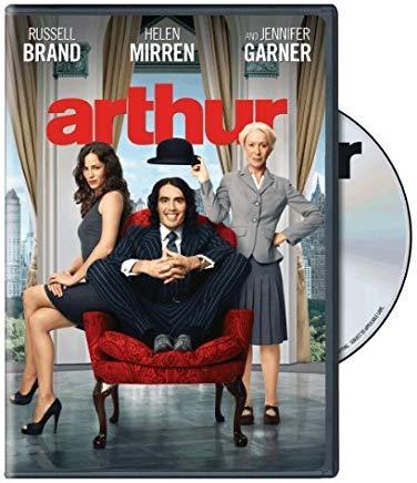 Arthur DVD