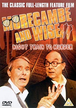 Morecambe And Wise Night Train To Murder. DVD