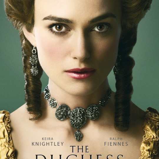 The Duchess DVD