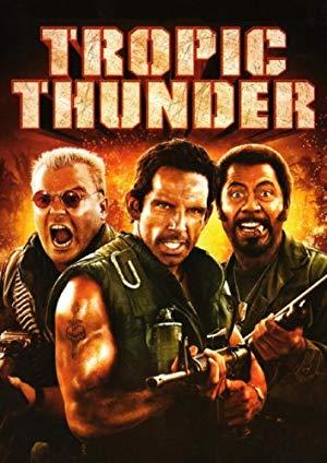 Tropic Thunder DVD