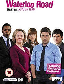 Waterloo Road Series Six Autumn Term DVD
