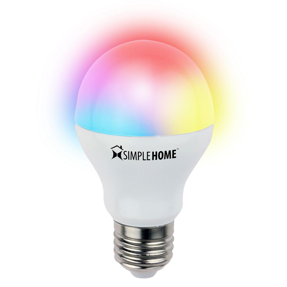Multicolor Light Bulb