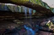 Rockbridge Falls