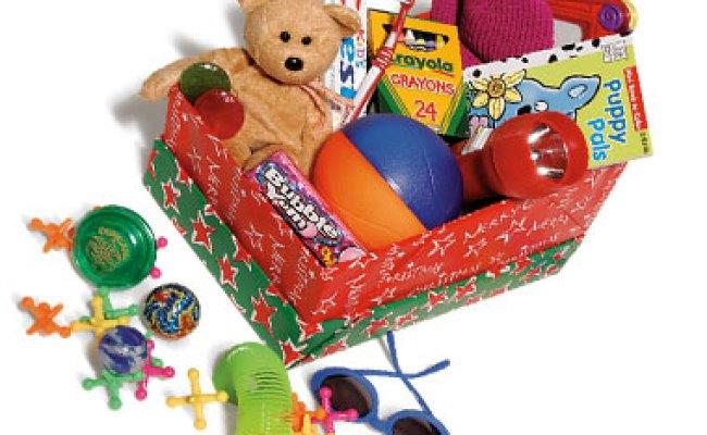 Operation Christmas Child Goslindisasters