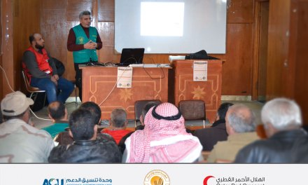 A heuristic seminar for the farmers of Daraa