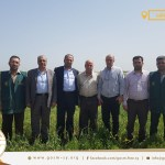 A visit by Dr. Jawad Abu Hatab; the head of the Syrian Interim Government to the G.O.S.M.'s branch in Northern Aleppo Countryside.