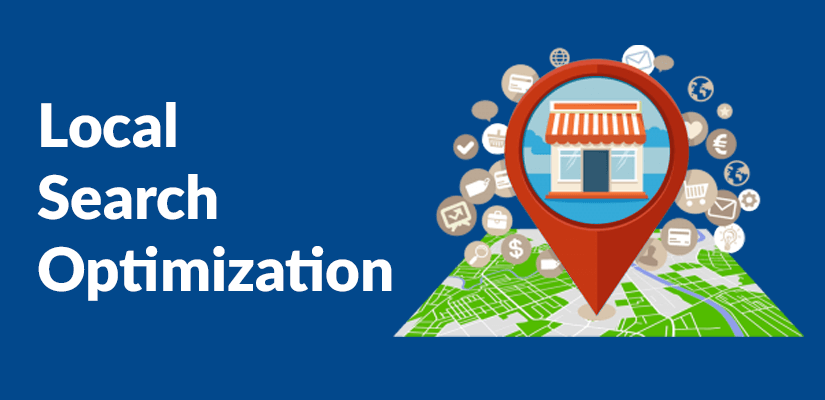 Local searh engine optimization SEO