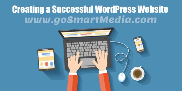 Successful WordPress Web Design - gosmartmedia.com