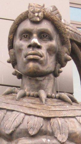 Shaka_of_Zululand_statue