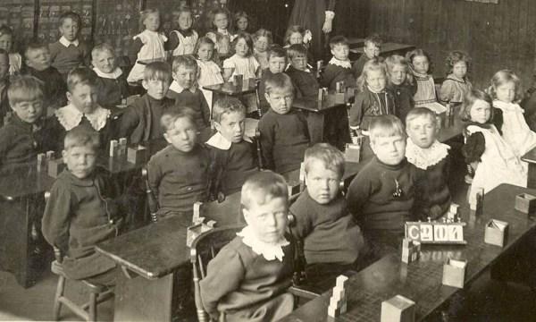 19th Century School Classrooms