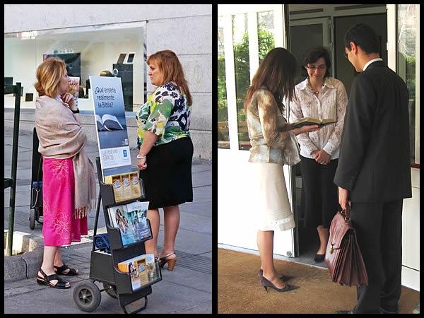 エホバの証人への伝道マニュアル②|状況別の対応方法