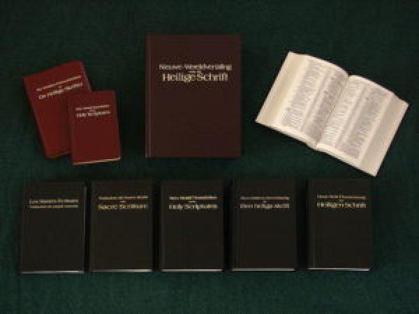 新世界訳聖書 / New World Translation Photo: Robert de Jong