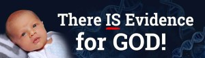 There IS Evidence for God!