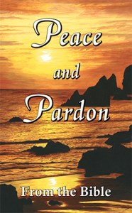 Peace and Pardon From the Bible