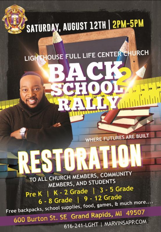 Back 2 School RESTORATION-REVISED