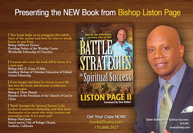 Bishop Page - Book