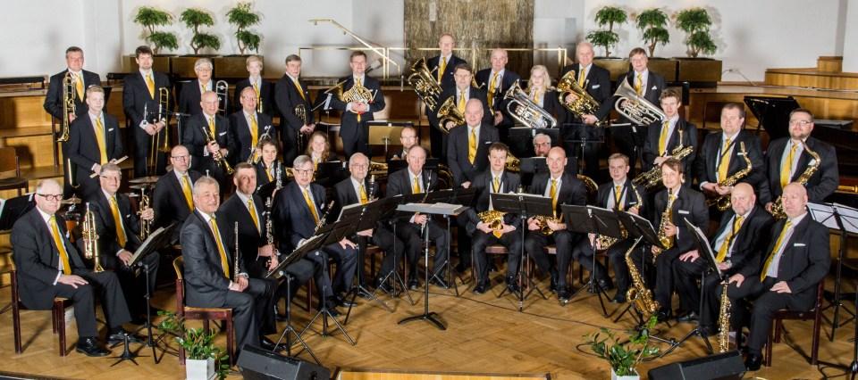 Saalem Brass Band