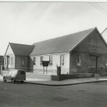 1961: The newly renovated building on Avenuepark Street